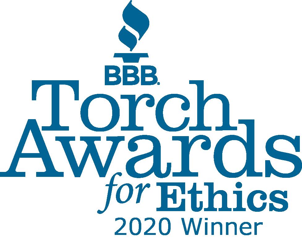2020 BBB Torch Award Recipient